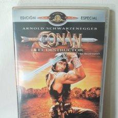 Cine: CONAN EL DESTRUCTOR, EDICION ESPECIAL.. Lote 178590300
