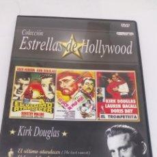Cine: PELICULAS DVD ESTRELLAS DE HOLLYWOOD. Lote 178596722