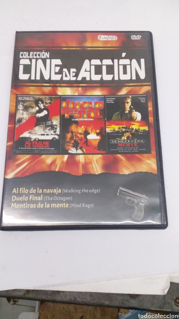 PELICULAS DVD COLECCION CINE DE ACCION (Cine - Películas - DVD)