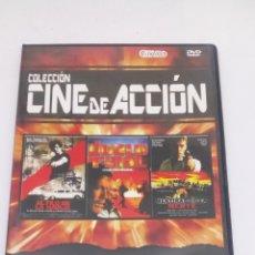 Cine: PELICULAS DVD COLECCION CINE DE ACCION. Lote 178597793