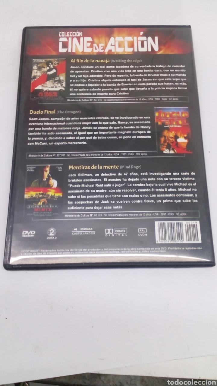 Cine: Peliculas Dvd Coleccion cine de accion - Foto 2 - 178597793