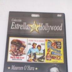 Cine: PELICULAS DVD ESTRELLAS DE HOLLYWOOD. Lote 178598477