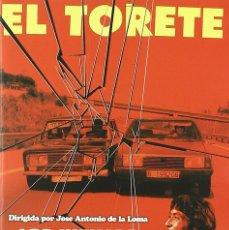 Cine: DVD. LOS ÚLTIMOS GOLPES DEL TORETE. LEER DESCRIPCIÓN.. Lote 194736172