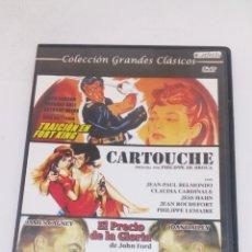 Cine: PELICULAS DVD GRANDES CLASICOS. Lote 178603308