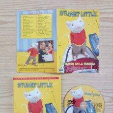 Cine: STUART LITTLE DVD. Lote 178650616
