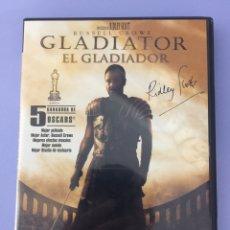 Cine: DVD GLADIATOR. Lote 178660453