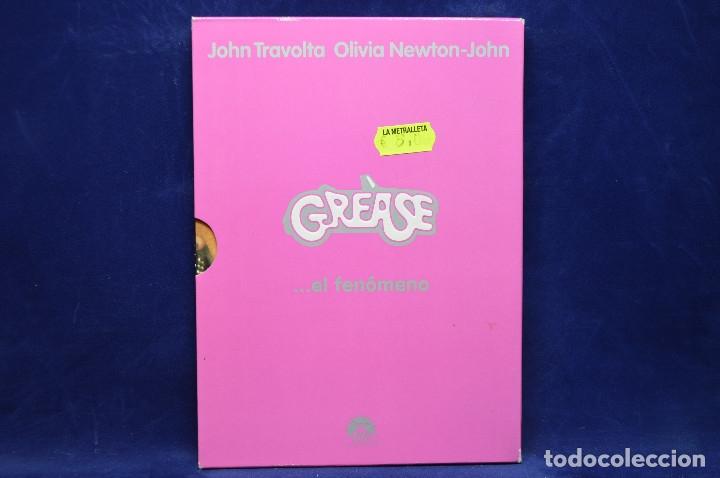 GREASE - DVD (Cine - Películas - DVD)