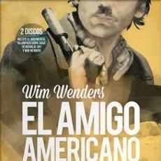 Cine: EL AMIGO AMERICANO (2 DVDS) DIRECTOR: WIM WENDERS ACTORES: DENNIS HOPPER, BRUNO GANZ, LISA KREUZER. Lote 178721206