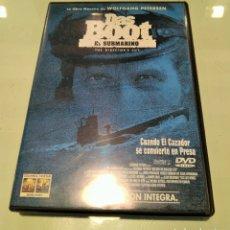 Cine: DAS BOOT -EL SUBMARINO- DVD. Lote 178725025