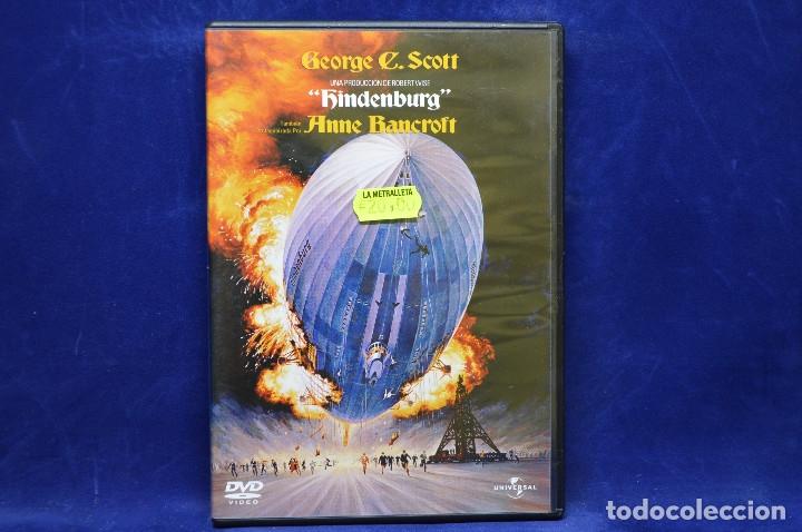 HINDENBURG - DVD (Cine - Películas - DVD)