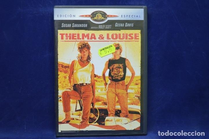 THELMA Y LOUISE - DVD (Cine - Películas - DVD)