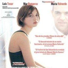 Cine: LA FLAQUEZA DEL BOLCHEVIQUE DIRECTOR: MANUEL MARTIN CUENCA ACTORES: LUIS TOSAR, MAR REGUERAS. Lote 178726960