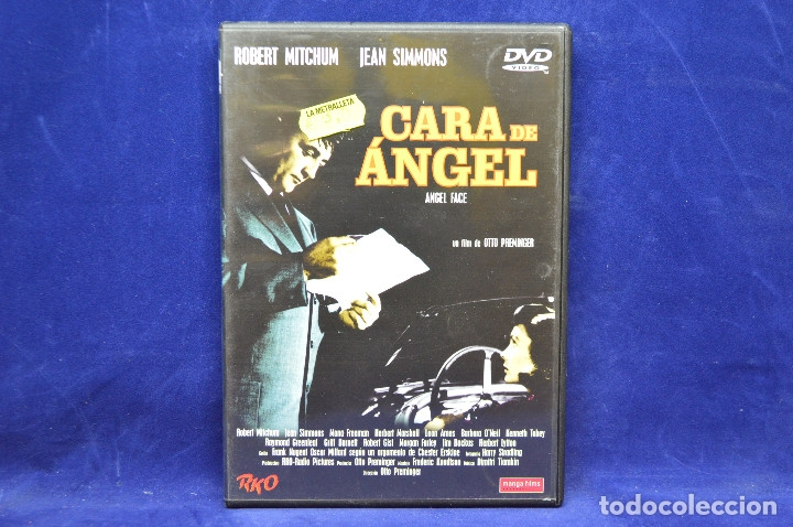 CARA DE ANGEL - DVD (Cine - Películas - DVD)