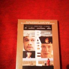 Cine: BABEL EDICIÓN COLECCIONISTA 2 DISCOS. Lote 178831632
