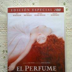 Cine: EL PERFUME, HISTORIA DE UN ASESINO - EDICIÓN ESPECIAL 2 DVD. Lote 178837345