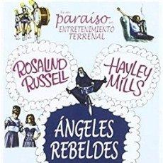 Cine: ÁNGELES REBELDES DIRECTOR: IDA LUPINO ACTORES: ROSALIND RUSSELL, BINNIE BARNES, CAMILLA SPARV. Lote 178845775