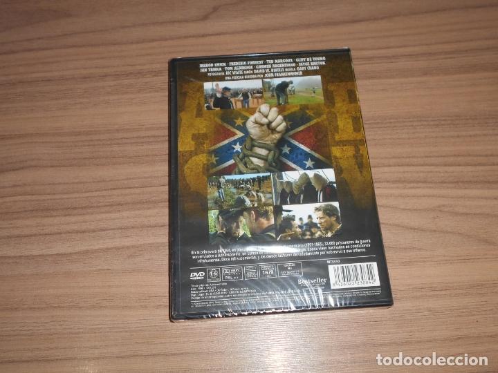 Cine: ANDERSONVILLE Edicion Especial 2 DVD 167 Min. NUEVA PRECINTADA - Foto 2 - 190894858