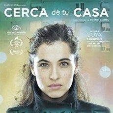Cine: CERCA DE TU CASA DIRECTOR: EDUARD CORTES ACTORES: ADRIANA OZORES, LLUIS HOMAR, IVAN MASSAGUE. Lote 178860945