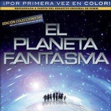 Cine: EL PLANETA FANTASMA DIRECTOR: WILLIAM MARSHALL ACTORES: DEAN FREDERICKS, COLEEN GRAY, ANTHONY DEXT. Lote 178862776
