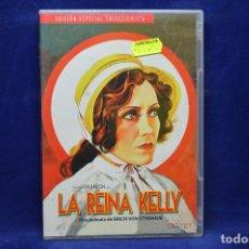Cine: LA REINA KELLY - DVD. Lote 178893037