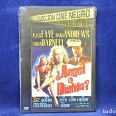 Cine: ANGEL O DIABLO - DVD. Lote 178898021