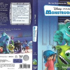 Cine: MONSTRUOS, S.A. - PETE DOCTER, DAVID SILVERMAN, ETC.. Lote 178911852