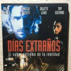 Cine: DÍAS EXTRAÑOS DVD. Lote 178937181