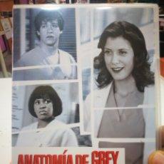 Cine: DVD ANATOMIA DE GREY SEGUNDA TEMPORADA PRIMERA PARTE EPISODIOS 9-14 Y CONTENIDO EXTRA. Lote 178945898