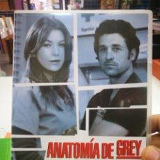 Cine: ANATOMIA DE GREY SEGUNDA TEMPORADA PRIMERA PARTE EPISODIOS 1-8. Lote 178946053