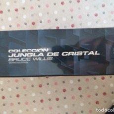 Cine: DIE HARD: LA JUNGLA DE CRISTAL TRILOGIA ORIGINAL + LA JUNGLA 4.0. Lote 178948778