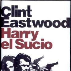 Cine: HARRY EL SUCIO. DVD NUEVO. PRECINTADO. DON SIEGEL, 1971. Lote 178968653