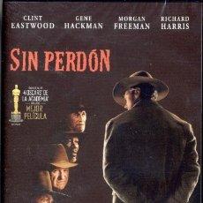 Cine: SIN PERDON. DVD NUEVO. PRECINTADO. CLINT EASTWOOD, 1992. Lote 178969663