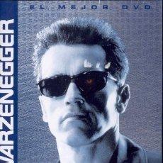 Cine: TERMINATOR 2. DVD NUEVO. PRECINTADO. JAMES CAMERON, 1991. Lote 178969817