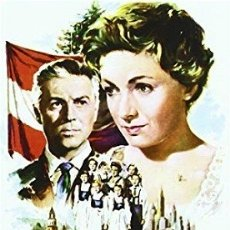 Cine: LA FAMILIA TRAPP DIRECTOR: WOLFGANG LIEBENEINER ACTORES: RUTH LEUWERIK, HANS HOLT, JOSEF MEINRAD. Lote 178973802