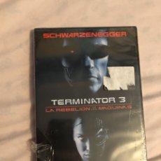 Cine: TERMINATOR 3 DVD PRECINTADO. Lote 178999125