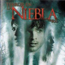 Cine: TERROR EN LA NIEBLA THE FOG . Lote 179018562
