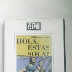 Cine: HOLA, ESTAS SOLA? DVD. Lote 179029420