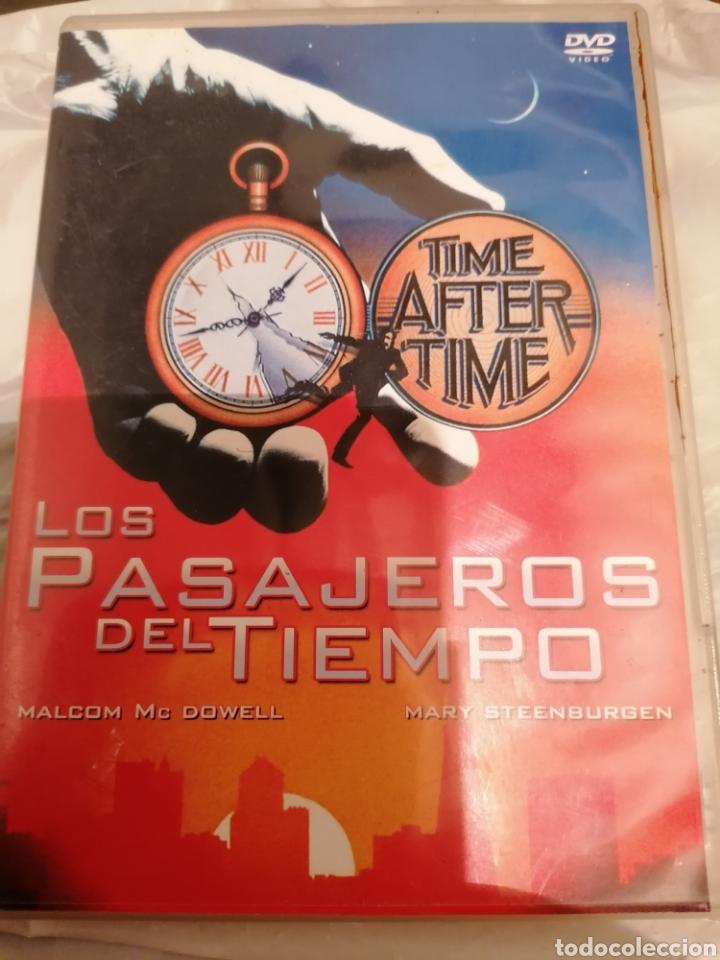 LOS PASAJEROS DEL TIEMPO-TIME AFTER TIME-DVD (Cine - Películas - DVD)