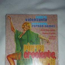 Cine: PIERNA CRECIENTE, PIERNA MENGUANTE. EN DVD SIN ESTRENAR (LAURA VALENZUELA). Lote 179089891