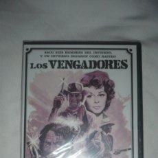 Cine: LOS VENGADORES EN DVD SIN ESTRENAR. Lote 179091032