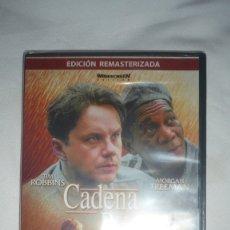 Cine: CADENA PERPETUA SIN ESTRENAR REMASTERIZADA EN DVD. Lote 179091337