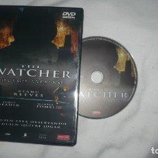 Cine: THE WATCHER EN DVD. Lote 179092530