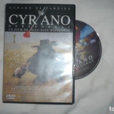 Cine: CYRANO EN DVD. Lote 179093522