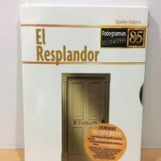 Cine: DVD TERROR STANLEY KUBRICK - EL RESPLANDOR - THE SHINING (1980). WARNER BROS, 2008. PRECINTADO. Lote 179094782