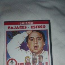 Cine: QUE TIA LA CIA SIN ESTRENAR EN DVD. Lote 179095025