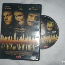 Cine: GANS OF NEW YORK EN DVD. Lote 179096085