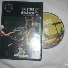 Cine: LOS GRITOS DEL SILENCIO EN DVD. Lote 179096406