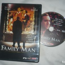 Cine: FAMILY MAN EN DVD. Lote 179098345