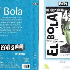 Cine: EL BOLA - ACHERO MAÑAS. Lote 179100932