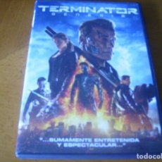 Cine: TERMINATOR GENESIS / DVD. Lote 179105631